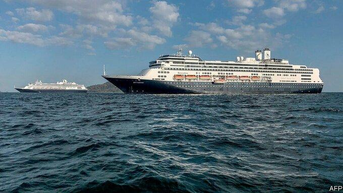 Covid-19 'nhấn chìm' ngành du thuyền