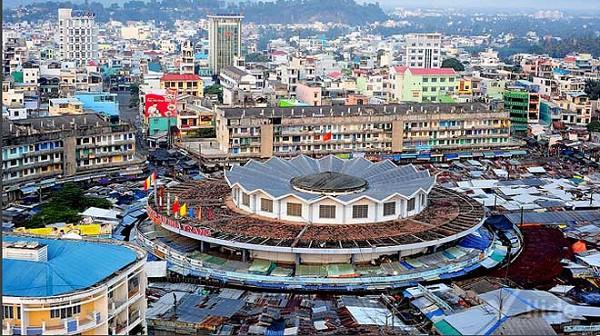 Chợ Ðầm mới Nha Trang: Quy hoạch một đằng bố trí một nẻo
