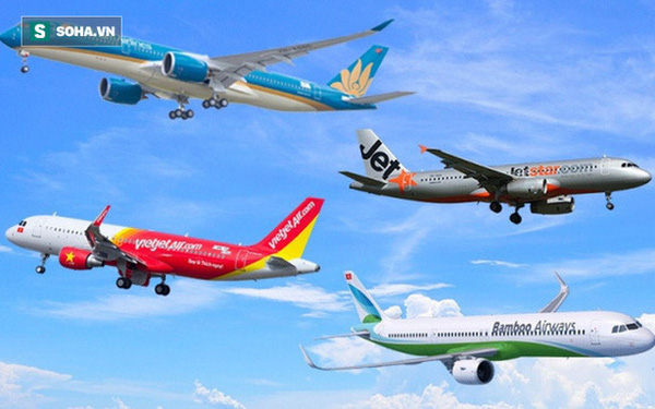 Sau đà giảm sốc, vé máy bay bất ngờ tăng giá gấp đôi