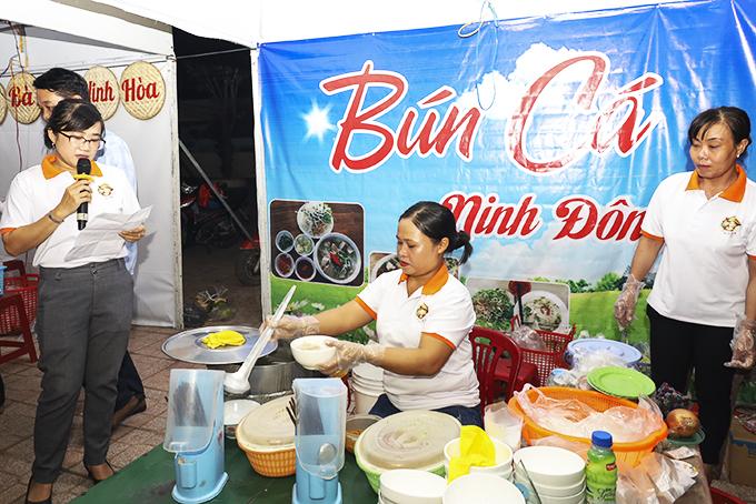 Độc đáo ẩm thực truyền thống Ninh Hòa